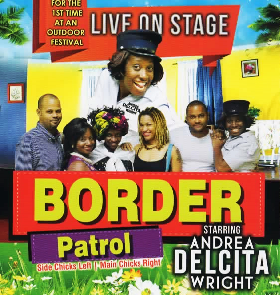 border patrol stage play
